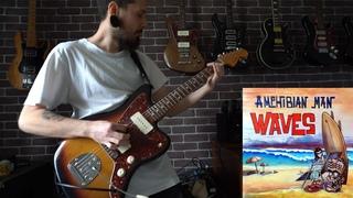 Amphibian Man - Sea Treasure (Guitar Playthrough 2020)