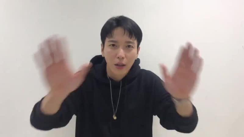 2019 JUNG YONG HWA LIVE STILL 622 IN SEOUL Day 1 - - 여러분! 내일 만나요 - 안녕 - - 정용화 JUNGYONGHWA