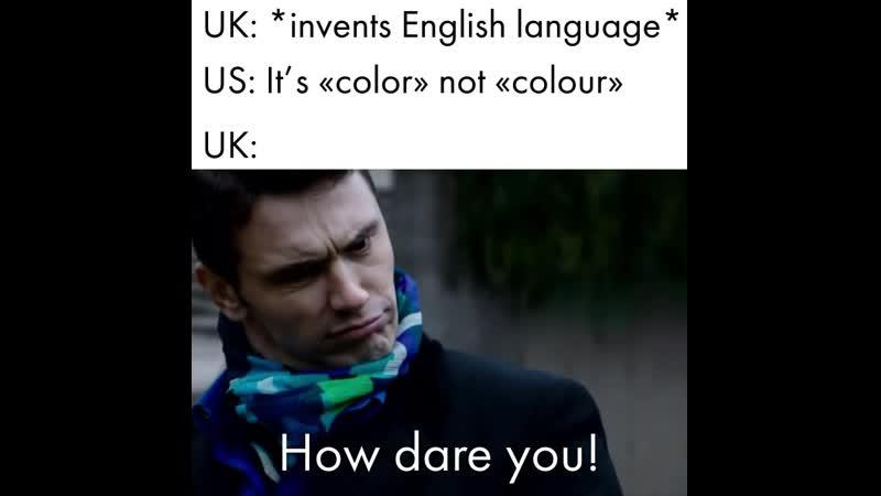 UK vs. US
