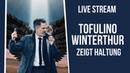 Tofulino Winterthur zeigt Haltung (Live Stream)