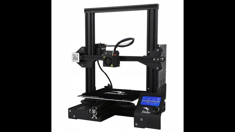 Ремонт 3Д принтера Enter 3 Pro часть 2 3D printer repair Enter 3 Pro part 2