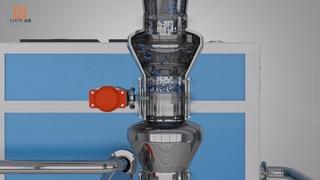 LNI Air Classifier Impact Mill working principle