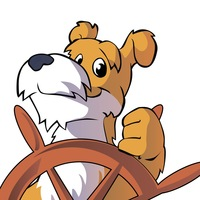 Логотип Отважный навигатор / Атмосферные путешествия