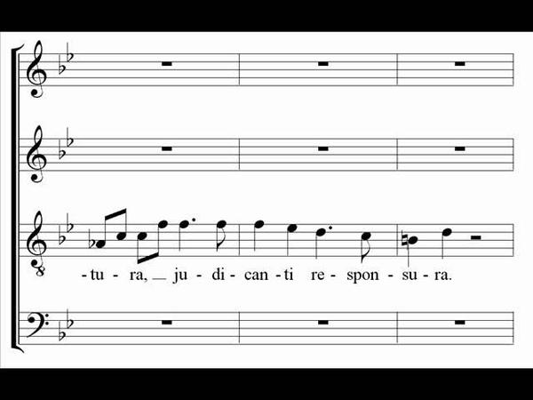 Mozart - Requiem - Tuba mirum - Herreweghe