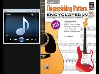 fingerpicking guitar encyclopedia lou manzi