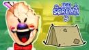 Мороженщик 3 | Я СУПЕРМЕН СПАСИТЕЛЬ ДРУЗЕЙ! | Прохождение Игры Ice Scream 3
