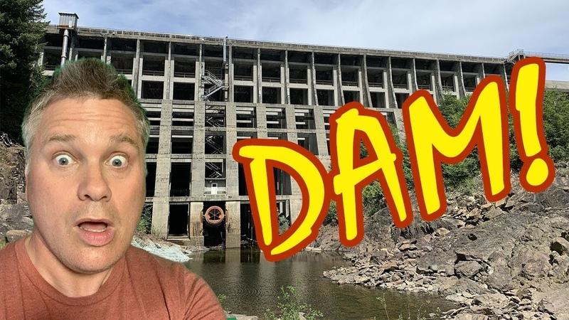 Damn Diving a Dam