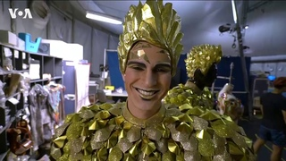 Самый добрый клоун Цирка дю Солей