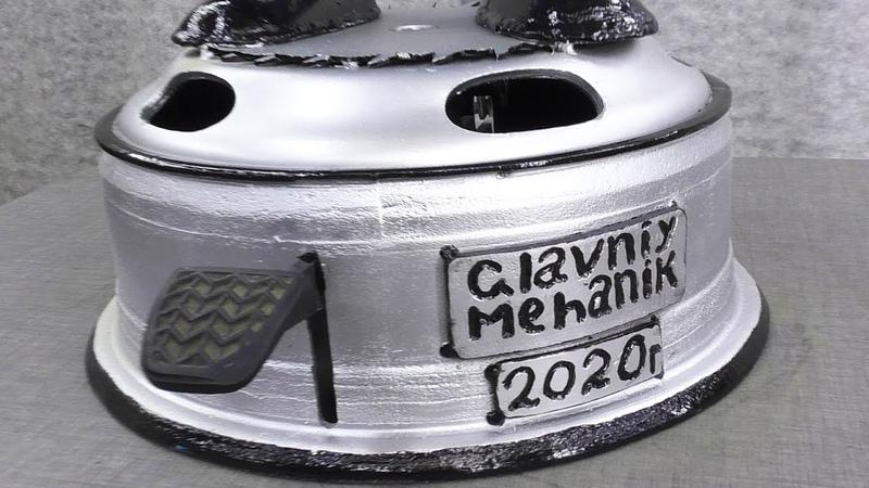 ✅ Шикарная Самоделка из Колёсного Диска Amazing invention from scrap metal DIY Useful Ideas