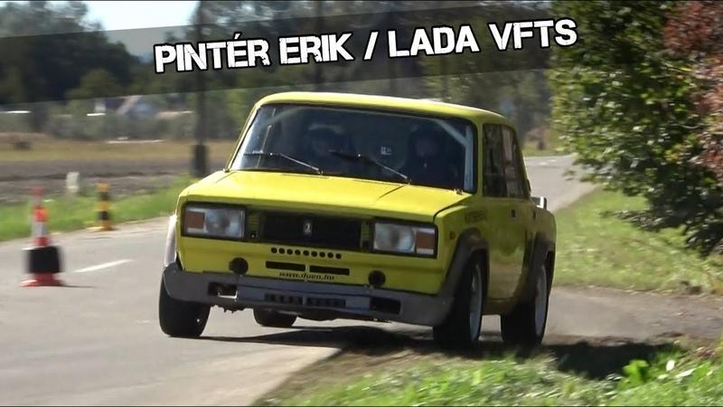 Pintér Erik Lada VFTS 3 Ormánsági Autós Nap 2020 TheLepoldmedia
