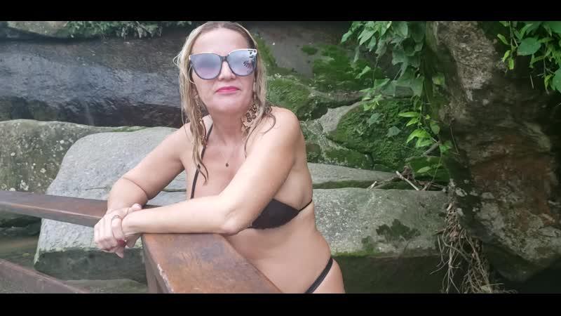117 Iporanga Mata Atlantica Mar Cachoeira aqui no Guaruja Litoral de SP YouTube