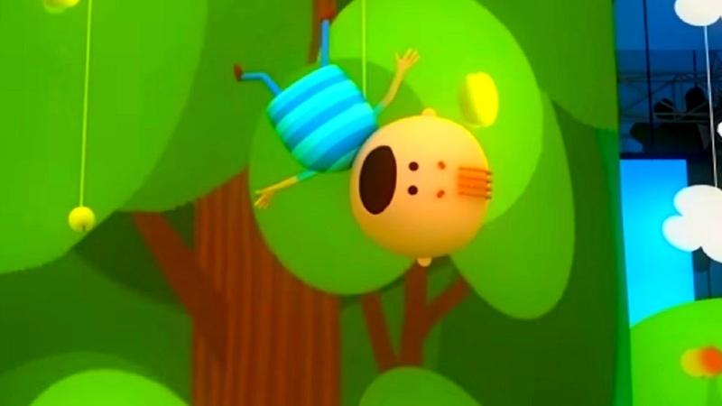 Аркадий Паровозов спешит на помощь Почему опасно лазить по деревьям мультфильм детям