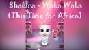 Shakira Waka Waka This Time for Africa KITTY DANCE