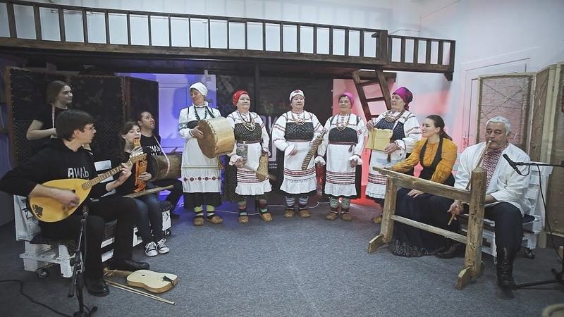 ЛЁН коми пермяцкая народная песня