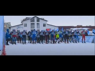 В Саратовской области прошла гонка «Лыжня России»