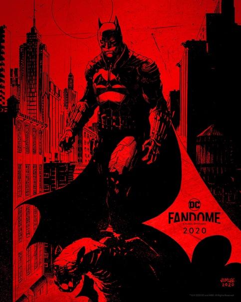 Роскошный дебютный дублированный тизер-трейлер блокбастера «Бэтмен»