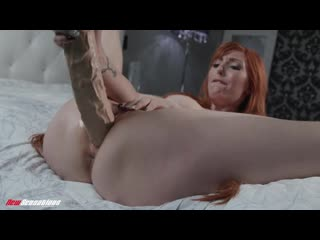 Lauren phillips [big tits redhead, solo]