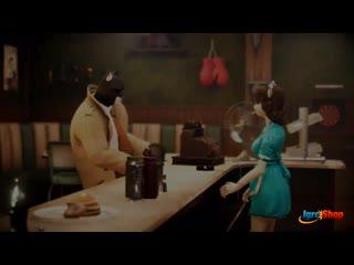 Blacksad under the skin story trailer