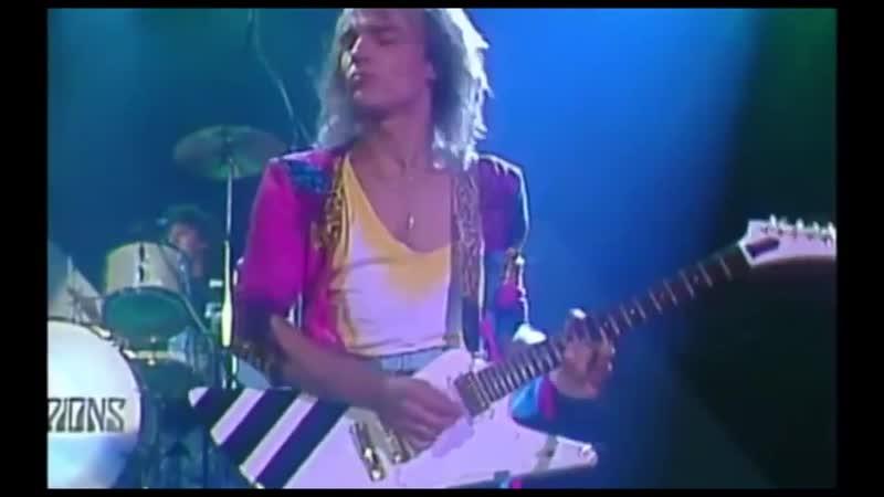 Scorpions vs.Artik Asti feat.Артем Качер vs.Europe vs.Niletto (Petr Gorst mashup)