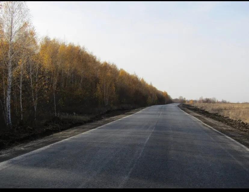 Областной парламентарий Вадим Рогожин проверил, как завершаются ремонтные работы на автодороге «Петровск – Новые Бурасы»