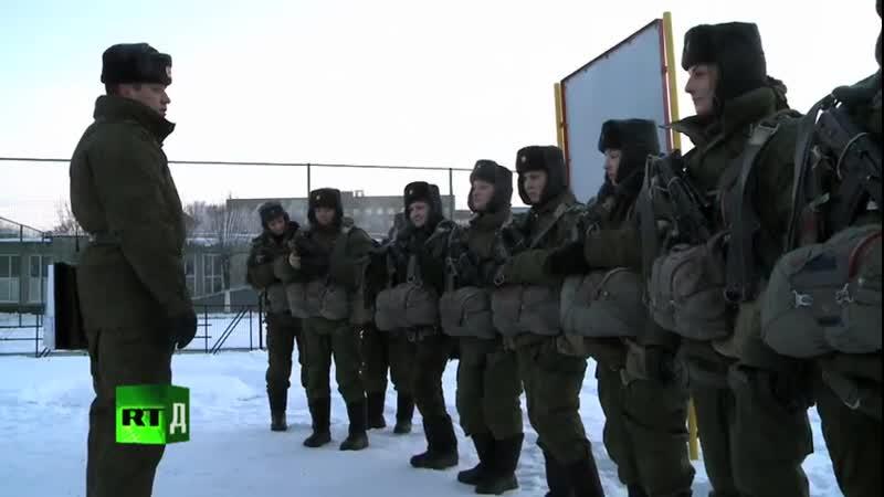 Женский батальон РГВВДКУ 7 серия