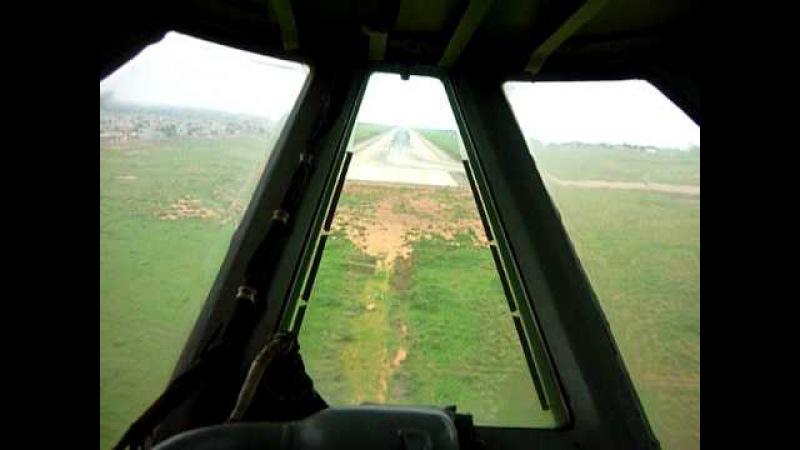 Landing Luanda ilyushin 76 il76 mediadieta best sound
