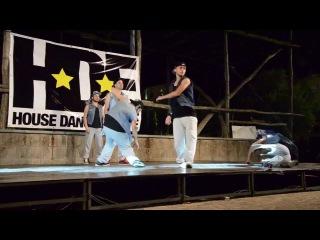 TRAINING BOYS | HDE 2013 | Art Through Hip Hop