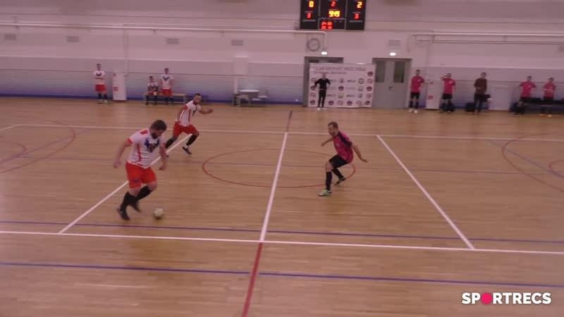 Луч Альтаир 4 0 Чемпионат Москвы по мини футболу Лига 3
