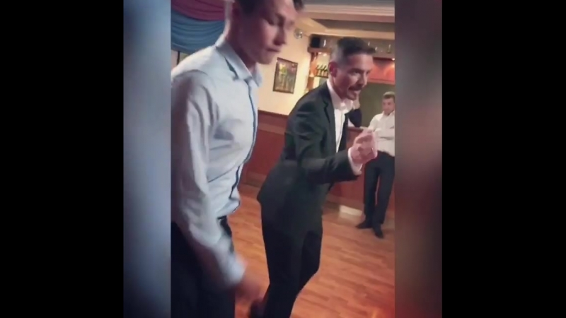 Dancing from Denis Nikiforov and Ivan Mulin