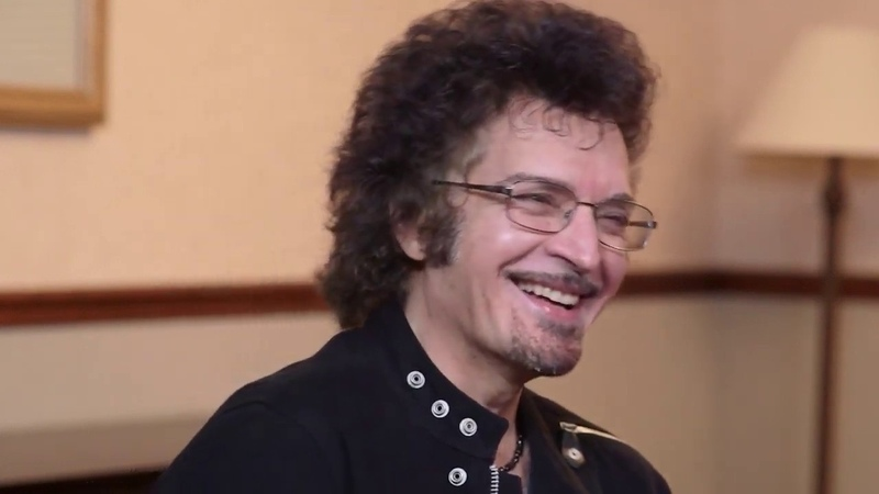 Gino Vannelli talks about I Just Wanna Stop