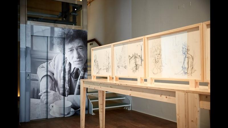 Mostra Paris sans fin Litografie originali di Alberto Giacometti