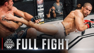 Rousimar Palhares vs Jake Shields (Welterweight Title Bout) | WSOF 22, 2015
