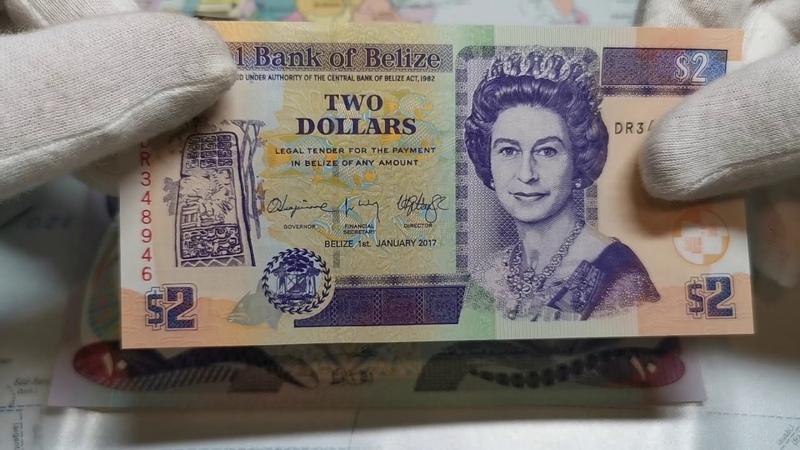 Пополнение коллекции банкнот Мира 5 и подарок