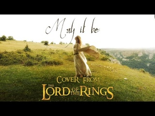 Lord of The Rings | May It Be (Enya) | Cover by Priscilla Hernandez | Middle Earth