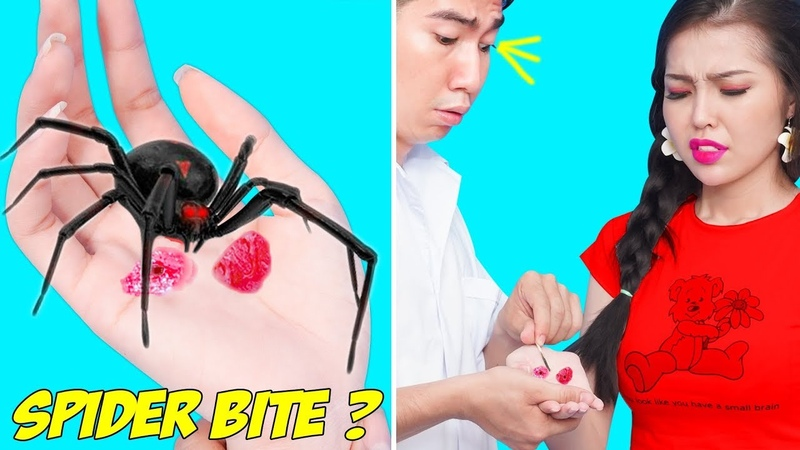 Girl DIY! 23 EMERGENCY LIFE HACKS EVERYONE MUST KNOW | SURVIVAL LIFE HACKS THAT MAY SAVE YOUR LIFE