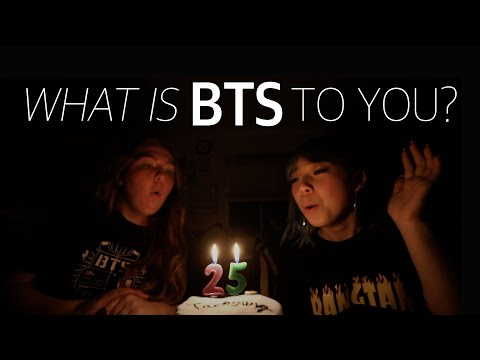 BTS is kind of like.. my comfort and safe zone | HAPPY V DAY ep.1