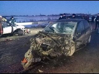 25-летний водитель Лады погиб в ДТП в Скопинском районе в Рязанской области