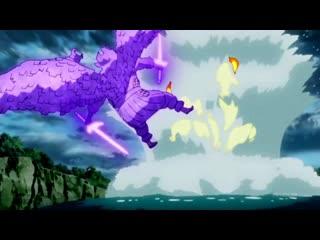 Linkin Park Wretches and Kings (Naruto VS  Sasuke) Music Video