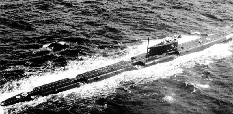 Гвардейская атомная подводная лодка «К-116»