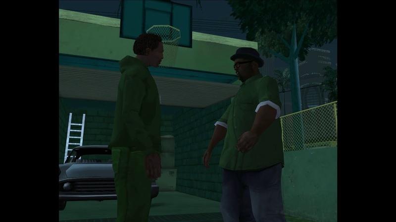 Прохождение GTA: San Andreas 15 Не по ту сторону рельс Wrong Side of the Tracks