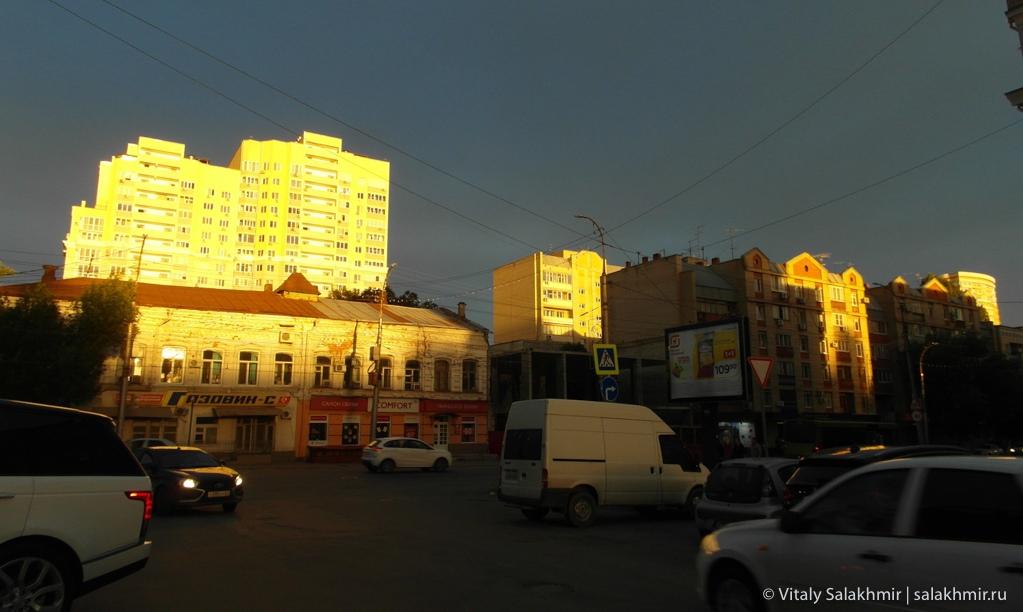 Вечер в Саратове 2020
