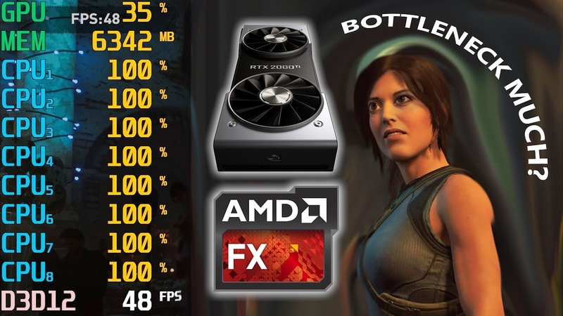 I Paired an FX 8320E With an RTX 2080 Ti Here's What Happened