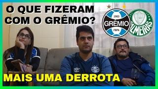 REACT - PALMEIRAS 2X0 GRÊMIO - MELHORES MOMENTOS