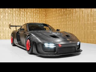 2020 Porsche 935 Based On Porsche 911 GT2 RS - Interior And Exterior Design   RoCars