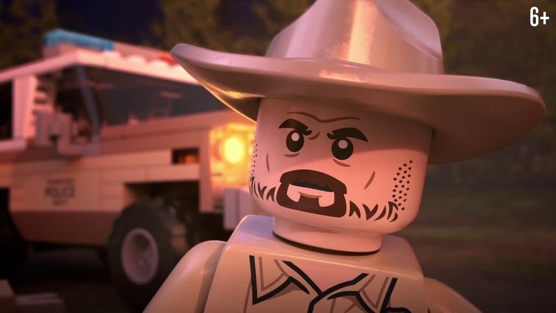 Обратная сторона LEGO Очень странные дела 75810
