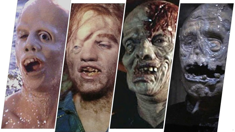 Unmasked Jason Voorhees Evolution Friday The 13th