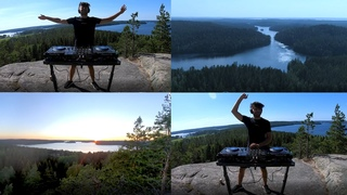 Techno set in a Land of a Thousand Lakes