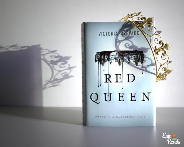 Red Queen (Red Queen #1)