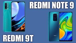 Xiaomi Redmi 9T vs Xiaomi Redmi Note 9. Что выбрать? Вы удивитесь! Полное сравнение бюджетников.