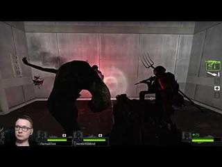Прохождение Left 4 Dead 2 компания: Resident Evil Outbreak Финал